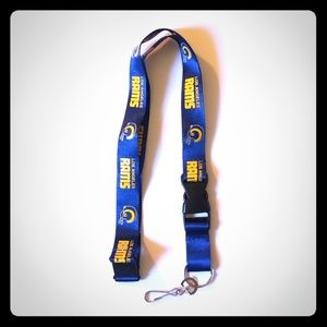Accessories - RAMS LANYARD BRAND NEW
